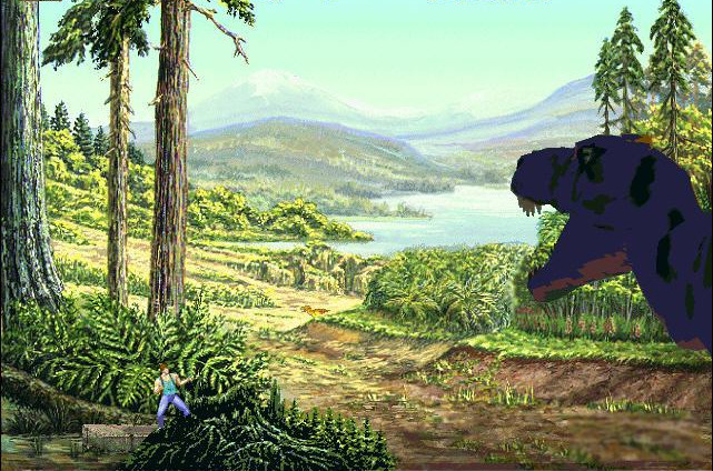 Bermuda Syndrome : Quand Indiana Jones visite Jurassic Park